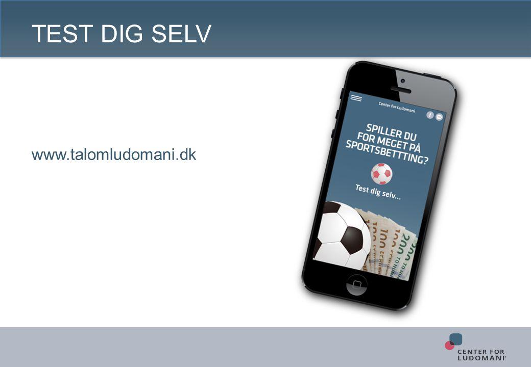 TEST DIG SELV www.talomludomani.dk