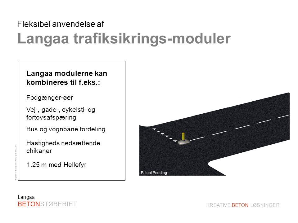 Degner´s Design & Development 2004 KREATIVE BETON LØSNINGER Langaa BETONSTØBERIET Montage af 2 el.