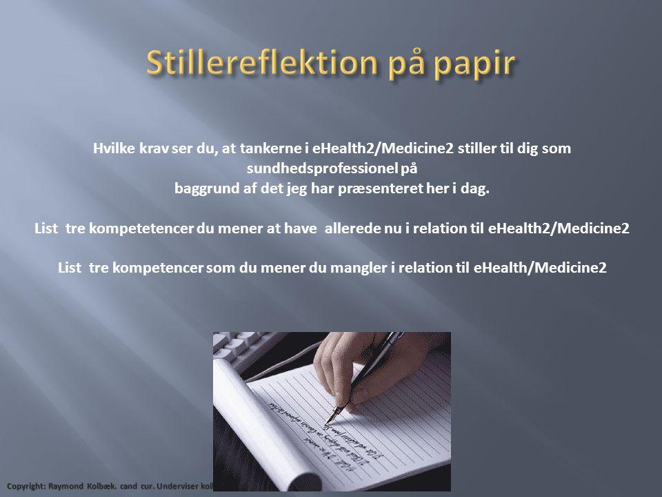 Copyright: Raymond Kolbæk. cand cur.