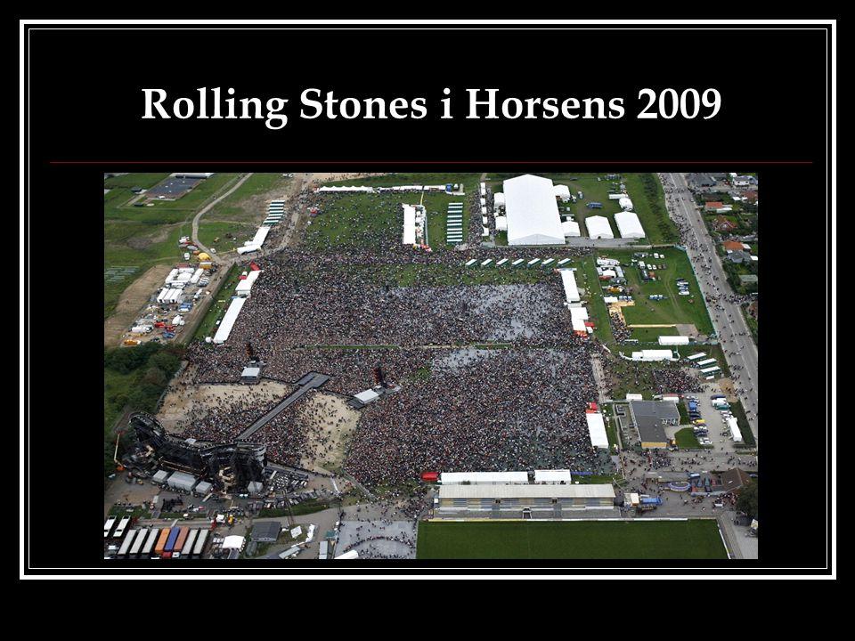 Rolling Stones i Horsens 2009