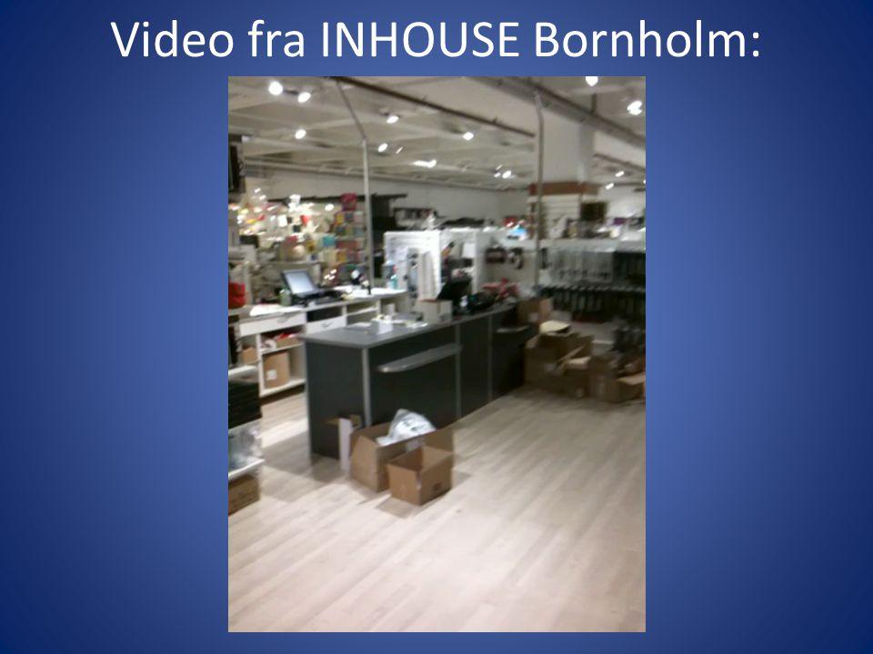 Video fra INHOUSE Bornholm: