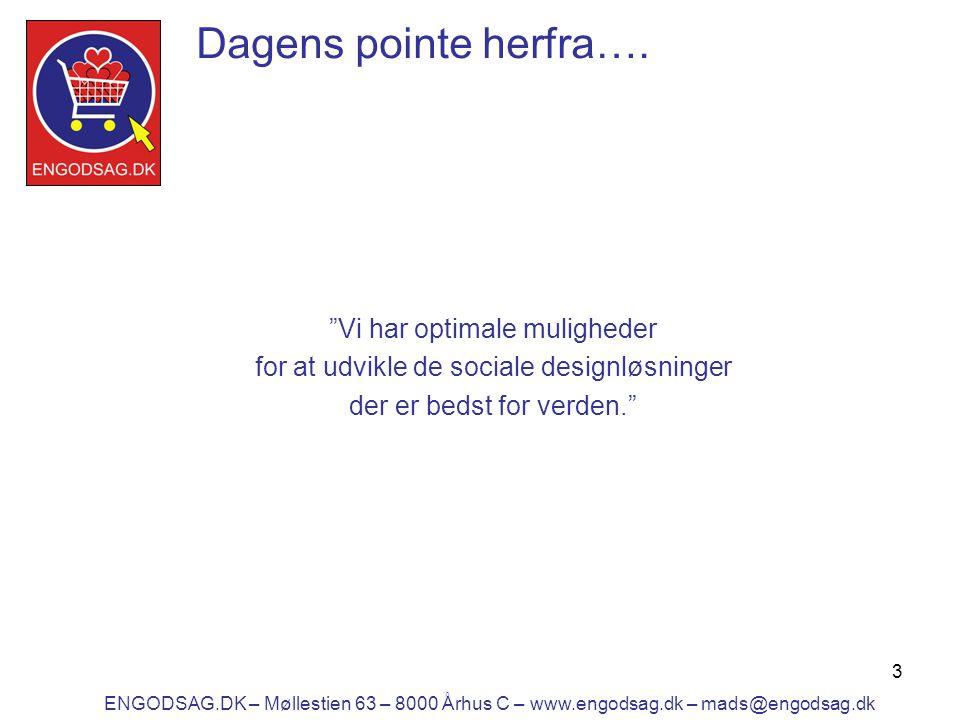 3 Dagens pointe herfra….