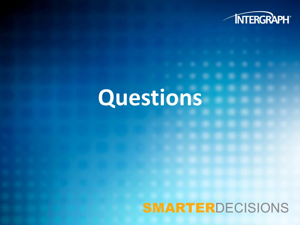 SMARTER DECISIONS Questions