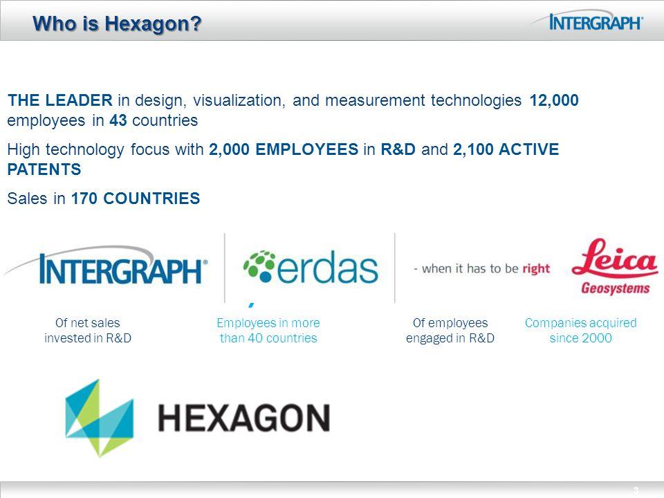 3 Who is Hexagon.