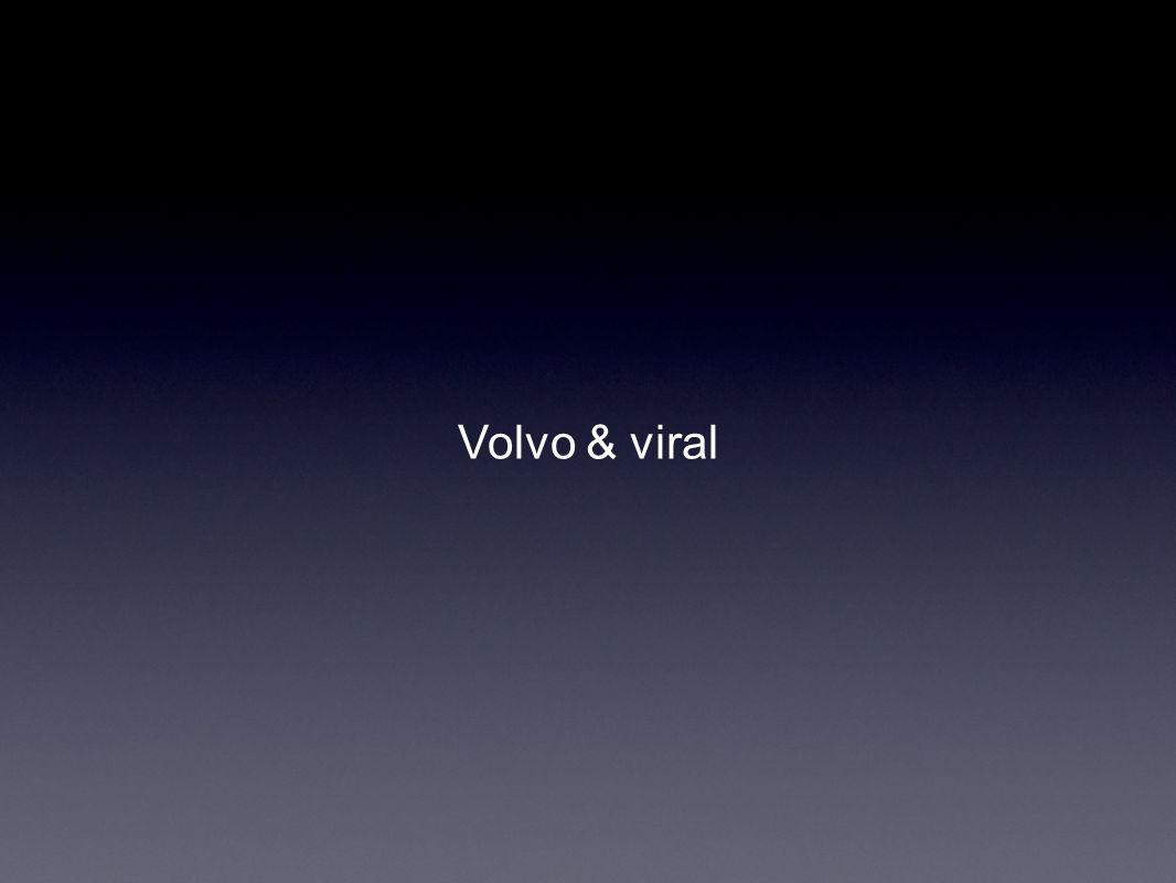 Volvo & viral