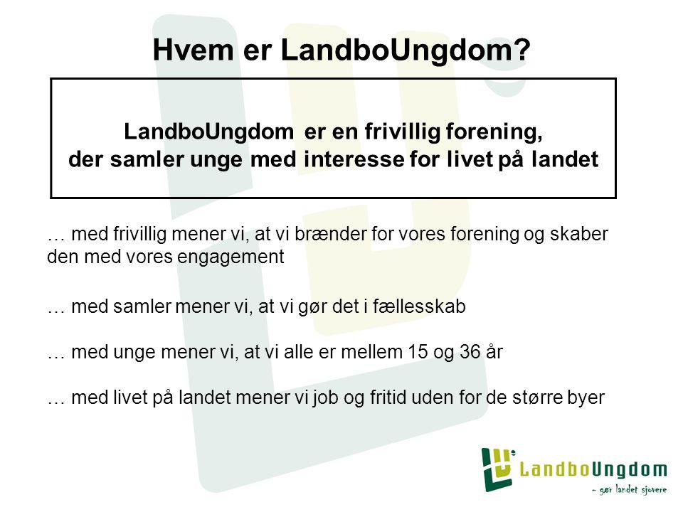 Hvem er LandboUngdom.