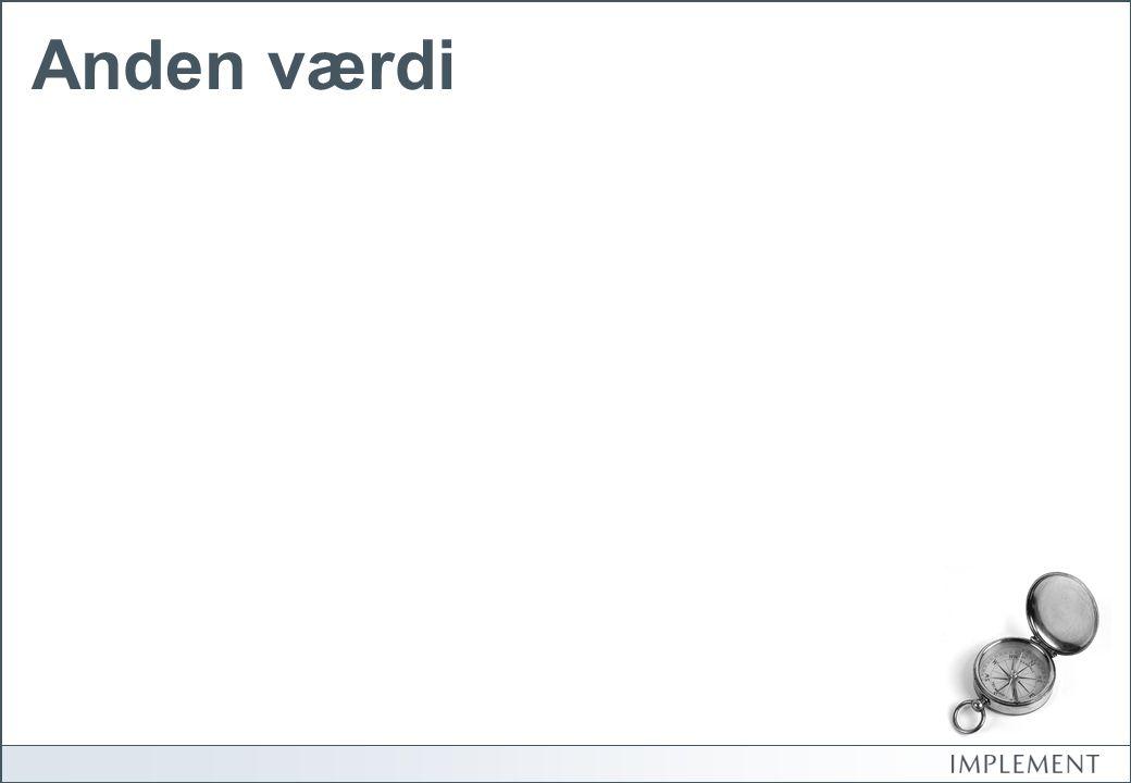 Titel: Arial, fed, skriftstr. 20, mørkegrå. Tekst: Arial, normal, fed eller kursiv, skriftstr.