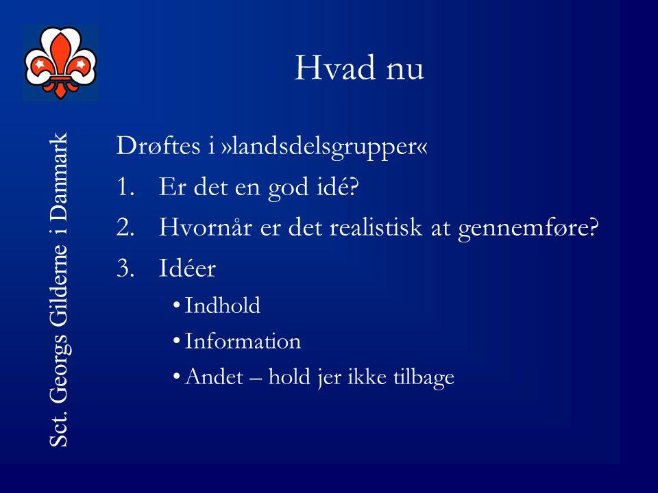 Sct. Georgs Gilderne i Danmark Økonomi •A•Annoncetilskud fra landsgildet.