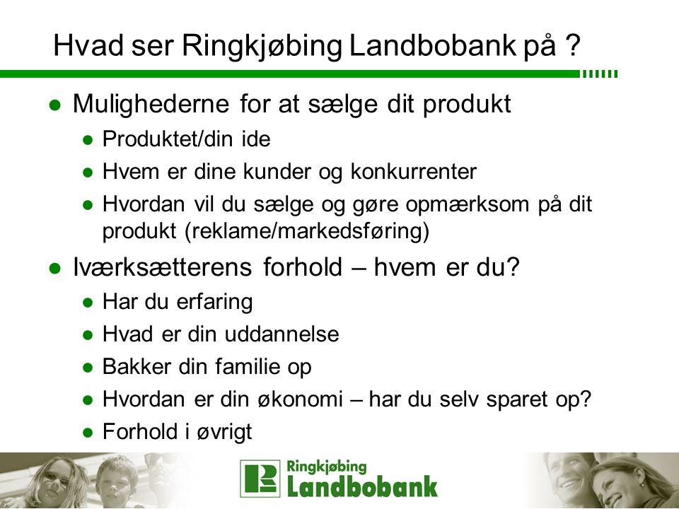 Hvad ser Ringkjøbing Landbobank på .
