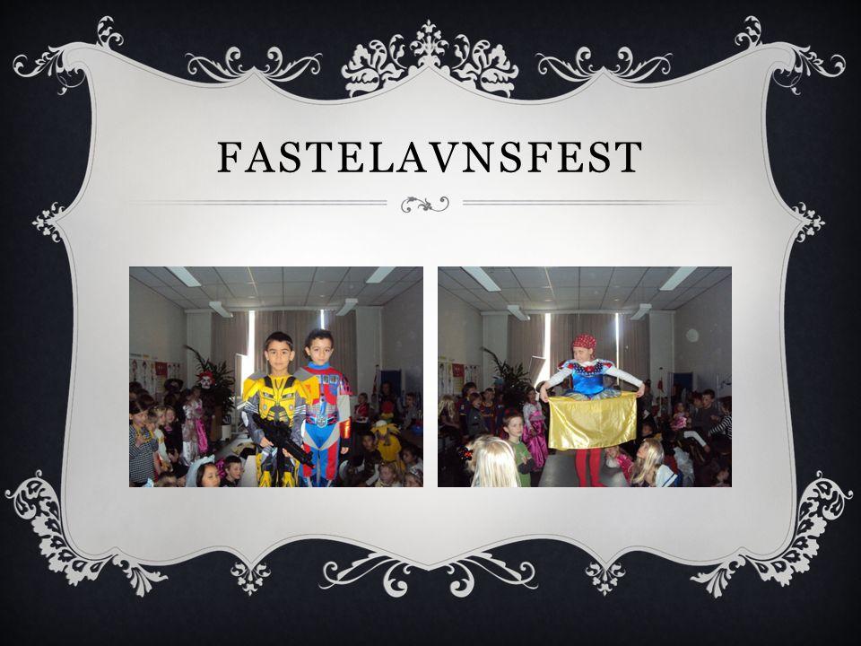 FASTELAVNSFEST