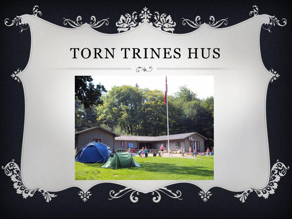 TORN TRINES HUS
