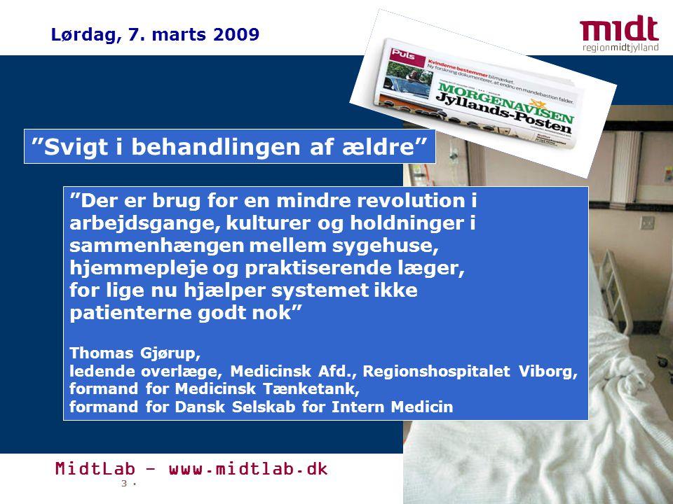MidtLab - www.midtlab.dk 3 ▪ Lørdag, 7.