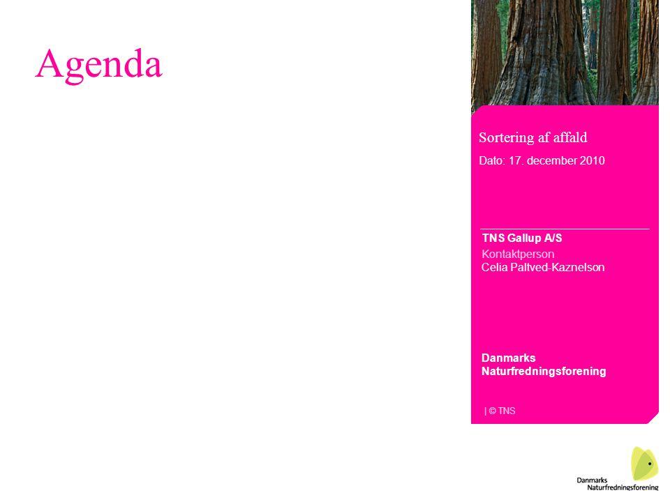 Agenda Sortering af affald Dato: 17.