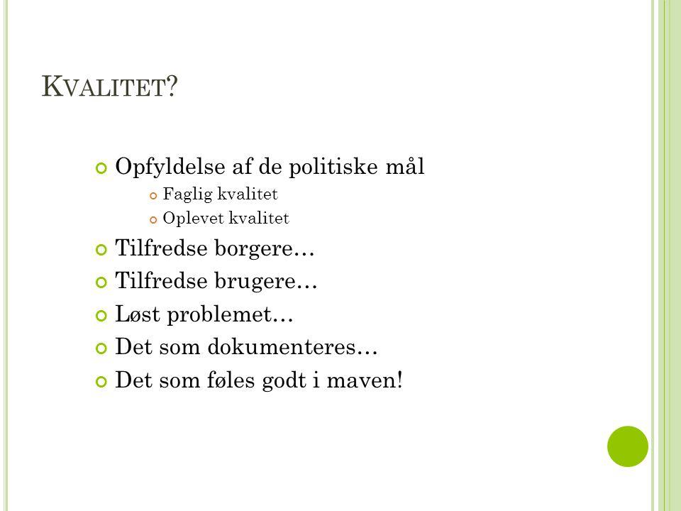 K VALITET .