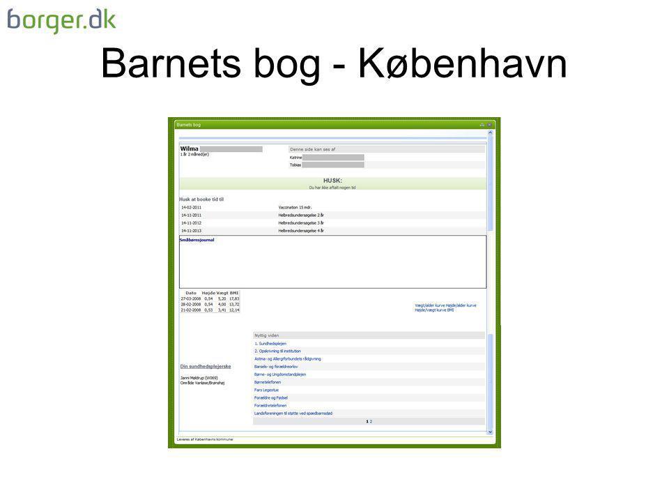 Barnets bog - København