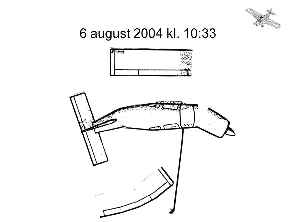 6 august 2004 kl. 10:33