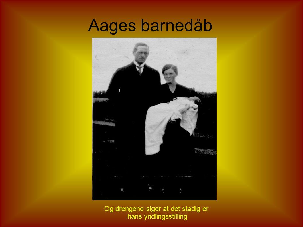 Alfred Vemmelund med hest