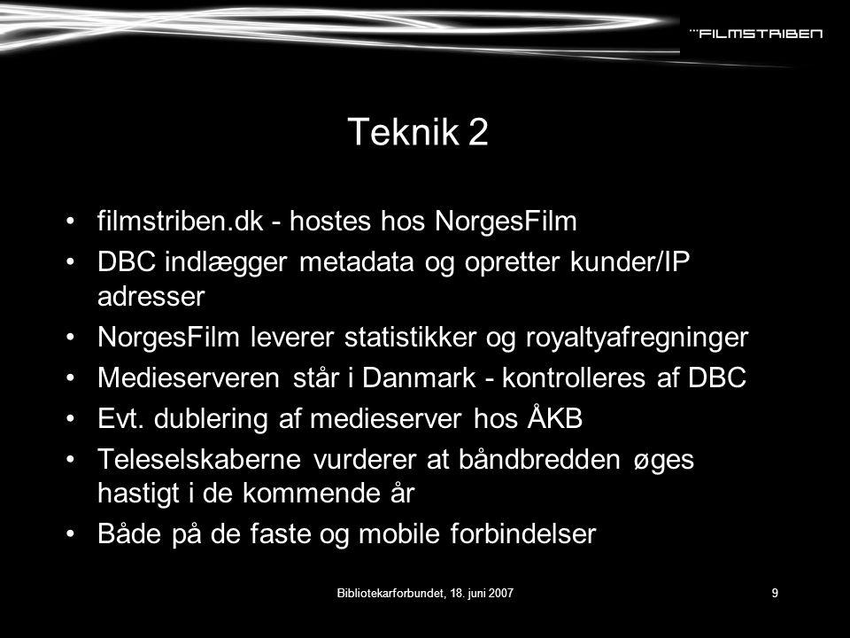 Bibliotekarforbundet, 18.