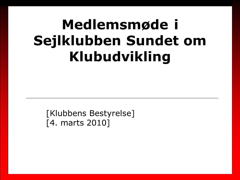 Morten Vendelø7/2/20141 [Klubbens Bestyrelse] [4.