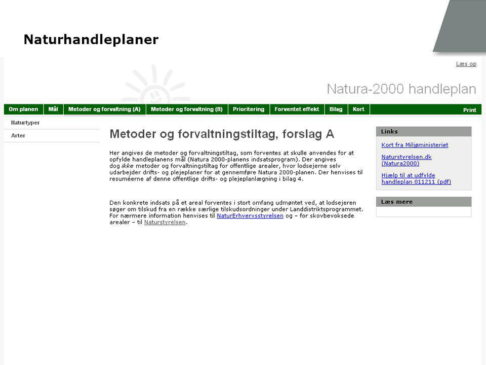 Naturhandleplaner Communication & Design