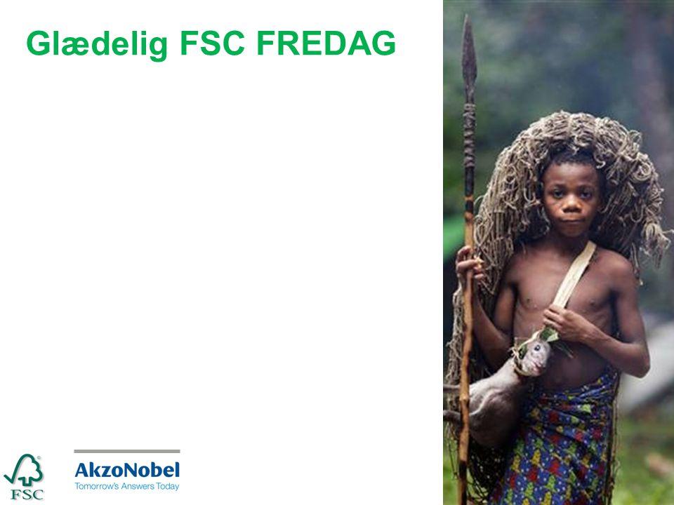 Glædelig FSC FREDAG 5