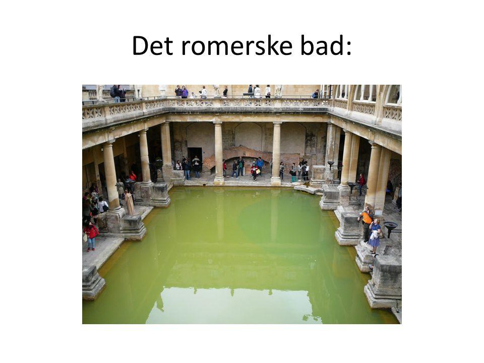Det romerske bad: