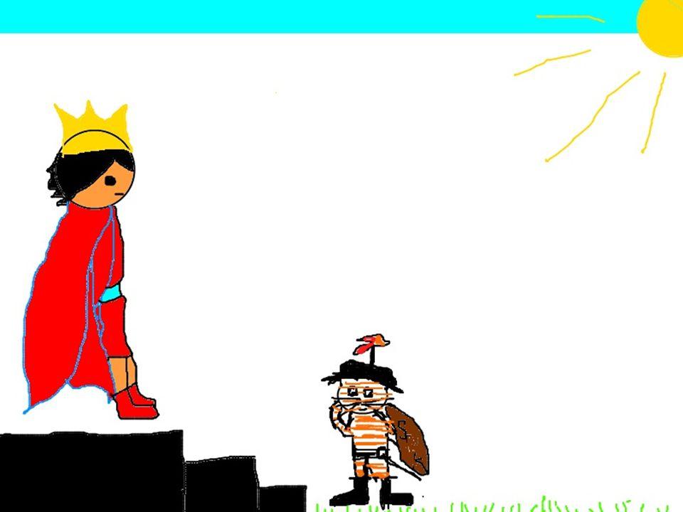 Hvis du vil giftes med prinsessen, bliver jeg glad, sagde kongen.