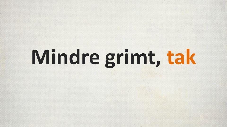 Grimme PowerPoint-præsentationer er lette at lave