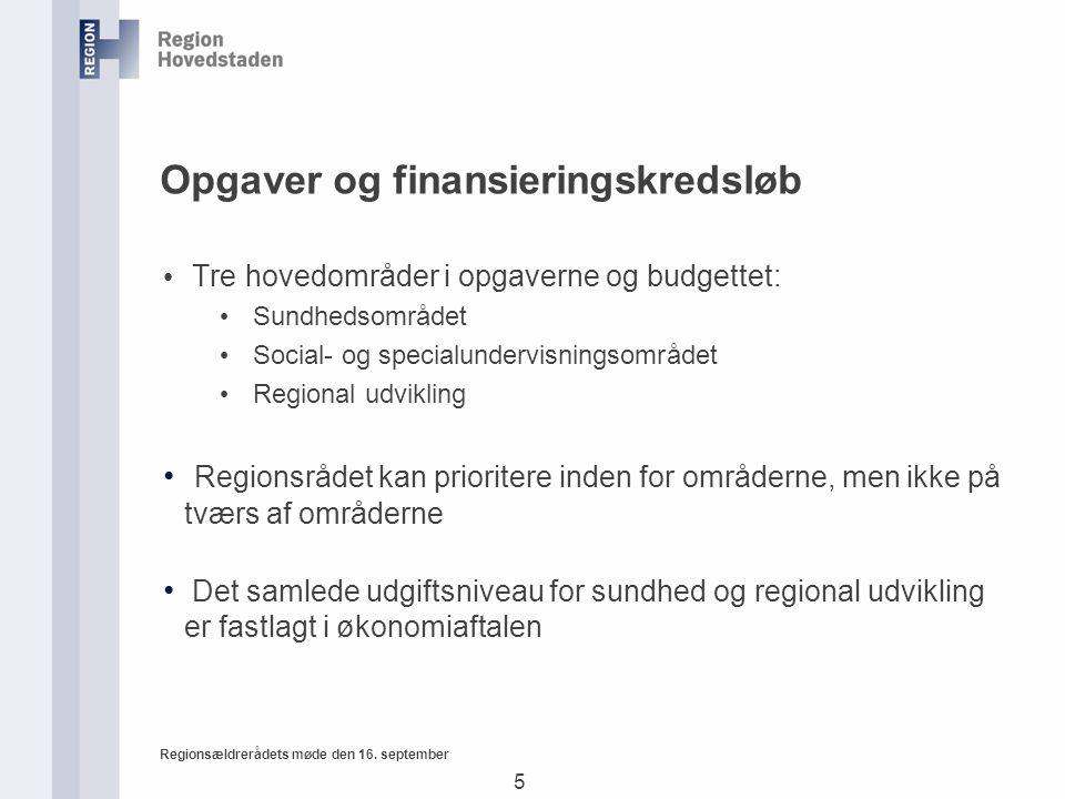 5 Regionsældrerådets møde den 16.