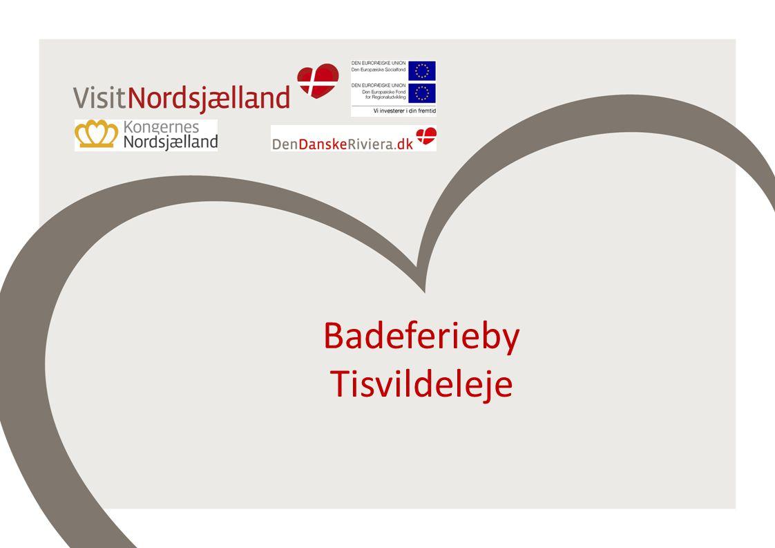 Badeferieby Tisvildeleje