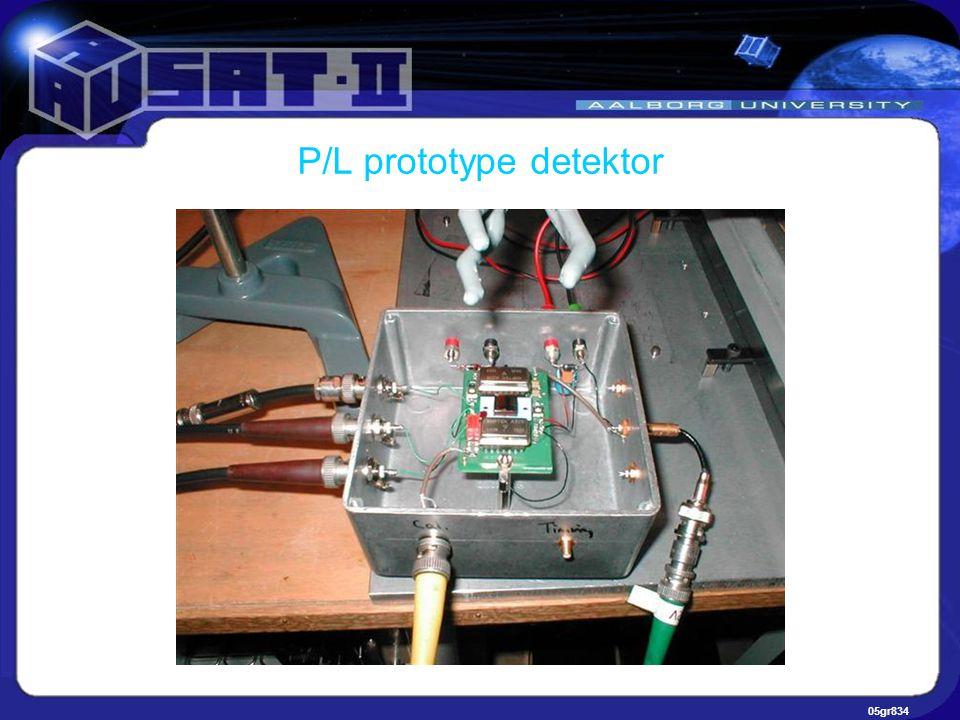 05gr834 P/L prototype detektor
