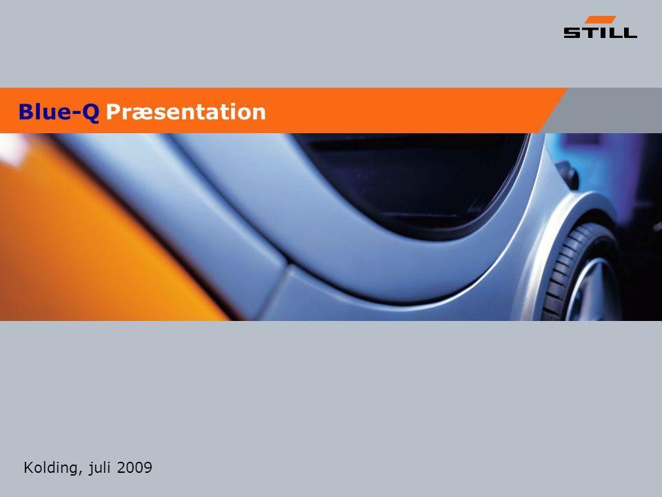 Blue-Q Præsentation Kolding, juli 2009