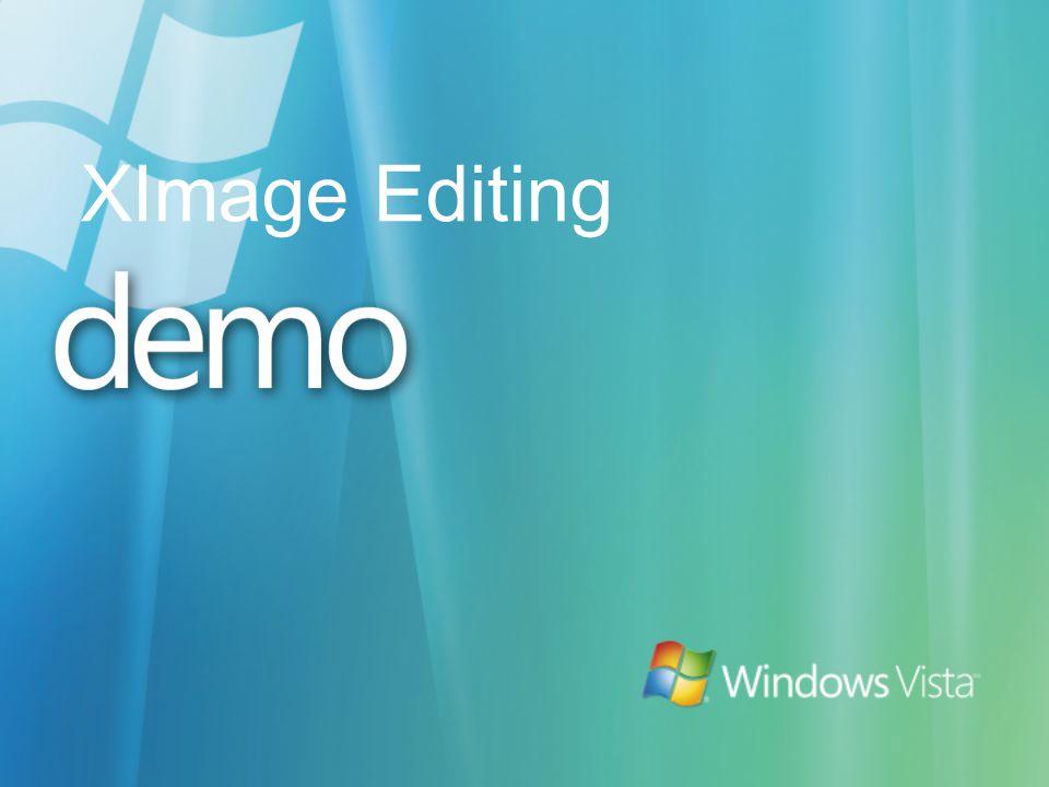 XImage Editing