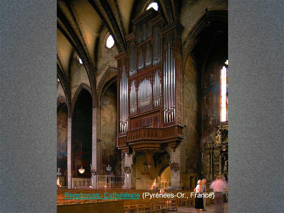 Carcassonne: Basilique St-NazaireCarcassonne: Basilique St-Nazaire (Aude, France)