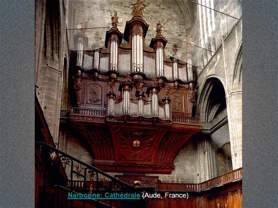 Albi: CathédraleAlbi: Cathédrale (Tarn, France)