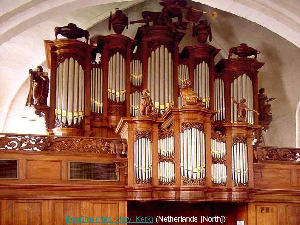 Weener (Reformierte Kirche/Georgskirche)Weener (Reformierte Kirche/Georgskirche) (North Germany)