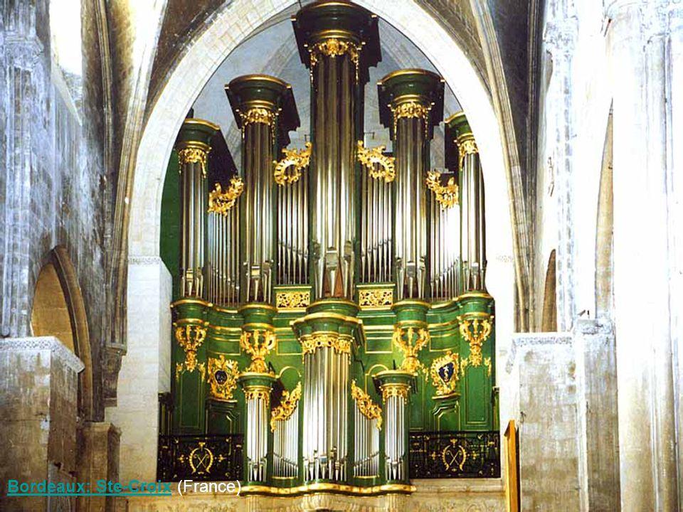 Versailles: CathédraleVersailles: Cathédrale (Yvelines, France)