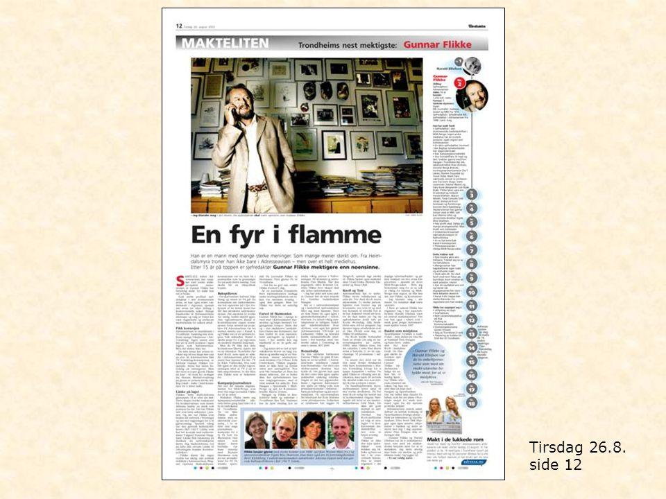 Torsdag 28.8. side 16