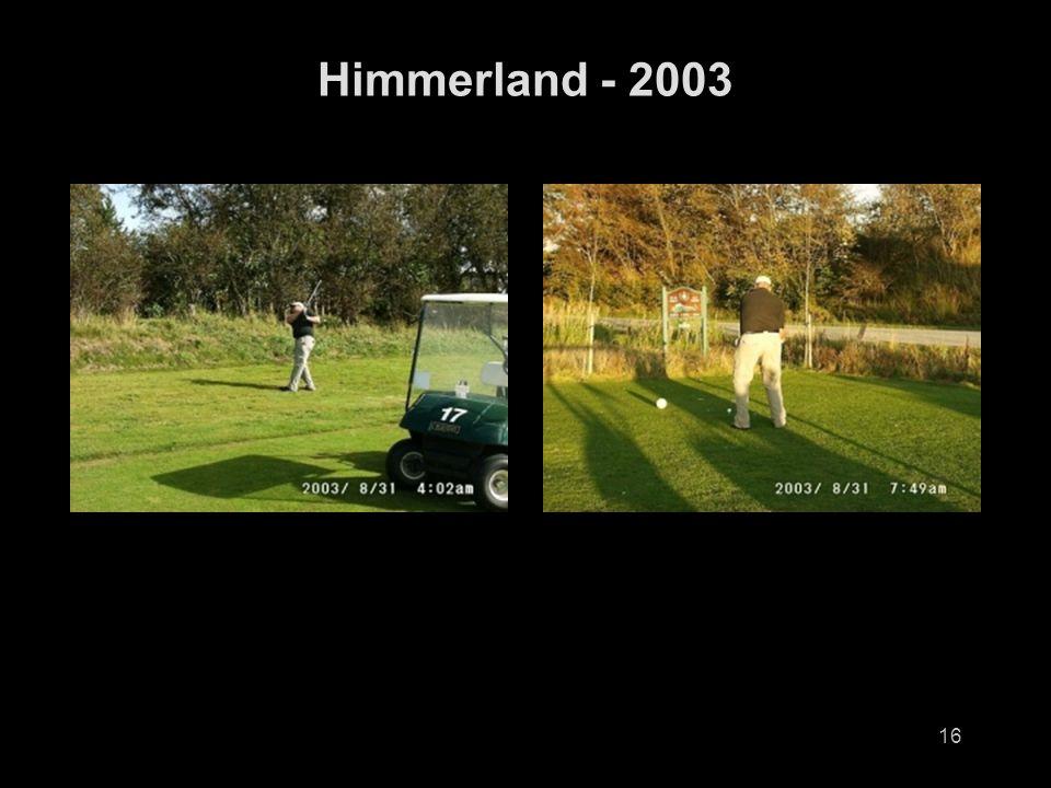 16 Himmerland - 2003