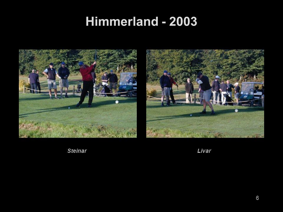 6 Himmerland - 2003 SteinarLivar
