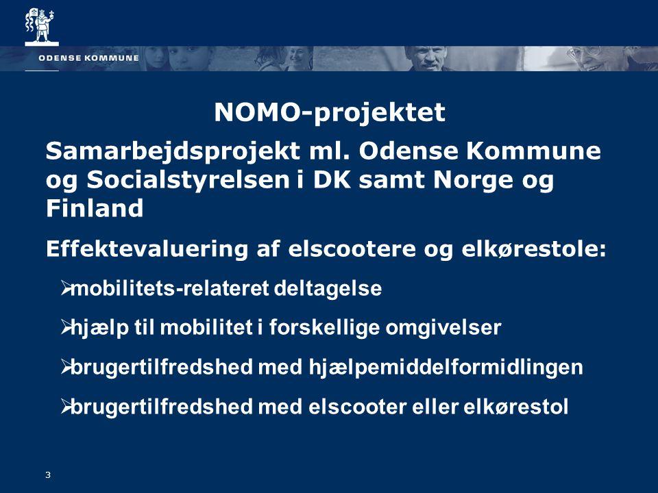 3 NOMO-projektet Samarbejdsprojekt ml.