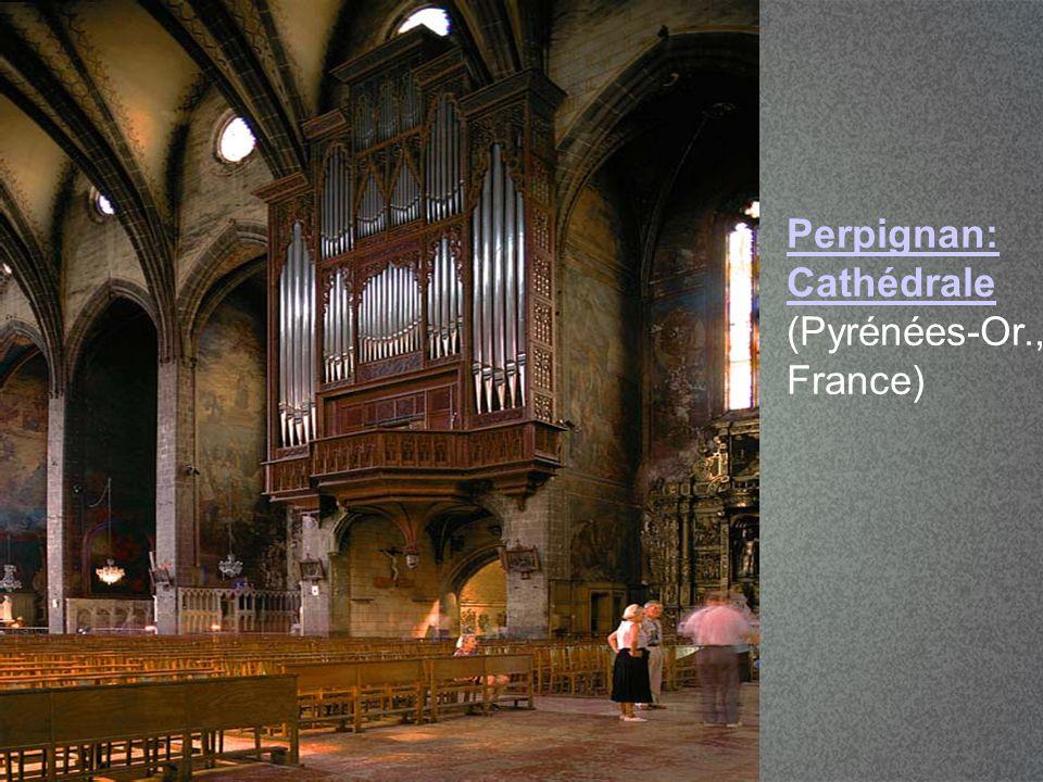 Carcassonne: Basilique St- NazaireCarcassonne: Basilique St- Nazaire (Aude, France)