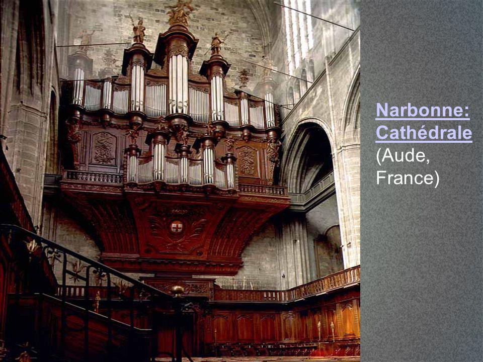 Albi: Cathédrale Albi: Cathédrale (Tarn, France)