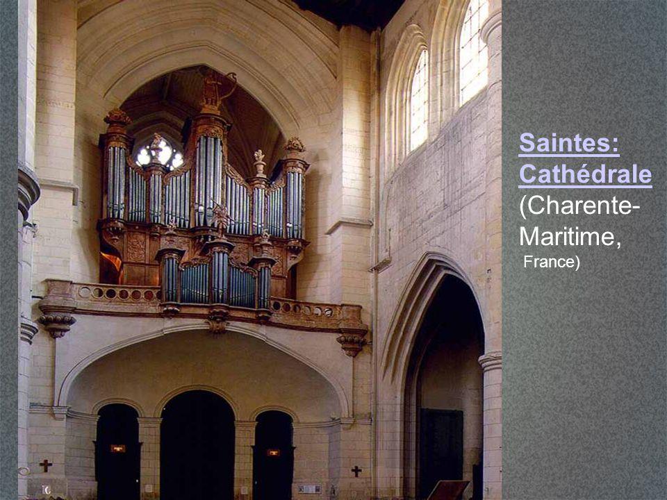 Bordeaux: Eglise Notre- Dame Bordeaux: Eglise Notre- Dame (France)