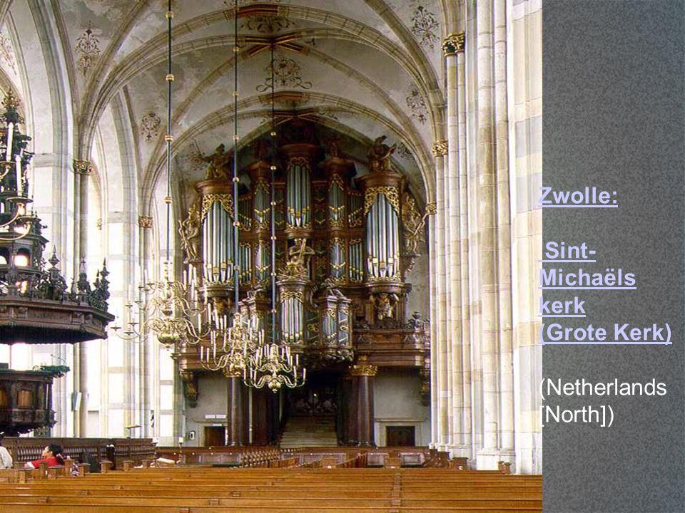 Groningen: Martinikerk Groningen: Martinikerk (Netherlands [North])