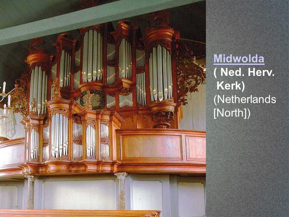 Zwolle: Sint- Michaëls kerk (Grote Kerk) (Netherlands [North])