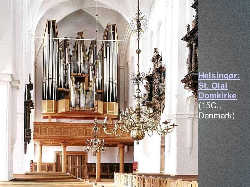 Østerlars Kirke (12C., Bornholm Isl, Denmark)