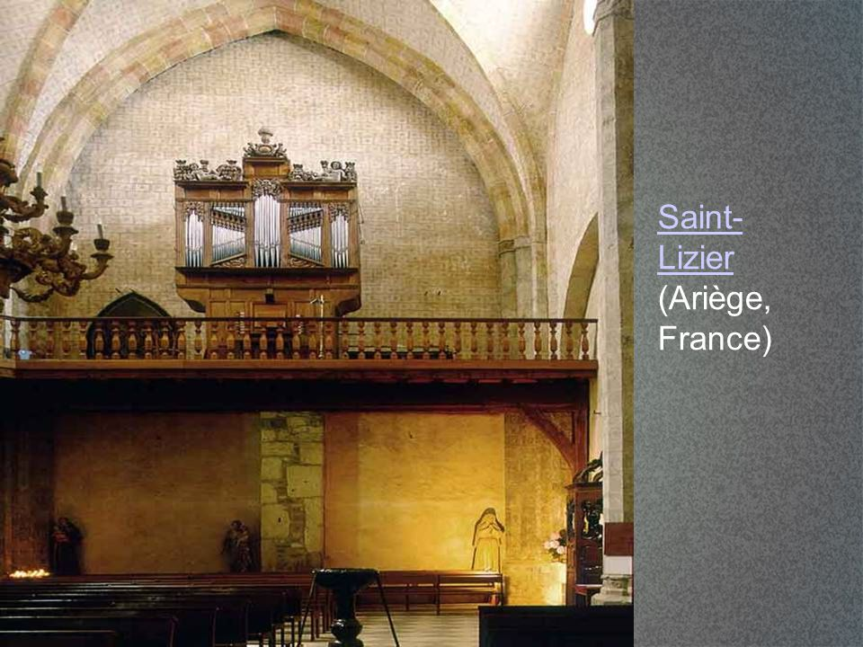 Oloron- Ste-Marie: Cathédrale Ste-Marie: Cathédrale (Pyrénées-Atl., France)
