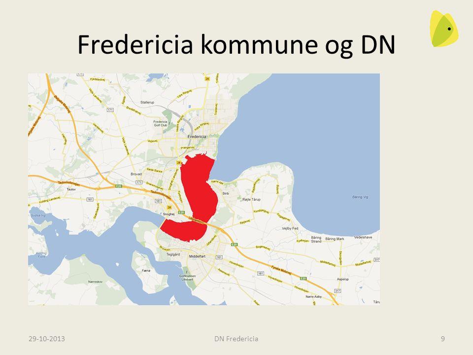 Fredericia kommune og DN Vandplaner i høring §3-områder i Fredericia kommune Bådebroer 29-10-2013DN Fredericia9