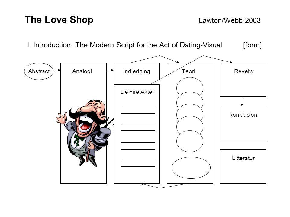 The Love Shop Lawton/Webb 2003 I.